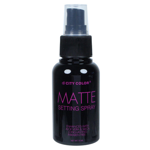 Matte Setting Spray