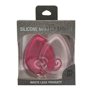 Silicone Makeup Sponge 2Pack