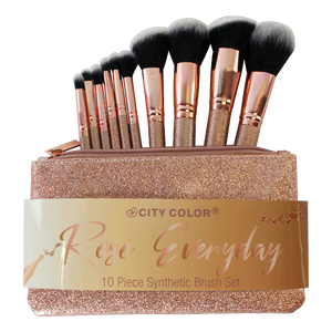 Rose Everyday Brush Set