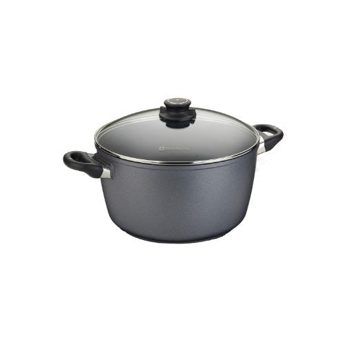 Swiss Diamond 8.5 Quart Stock Pot - The Protein Chef