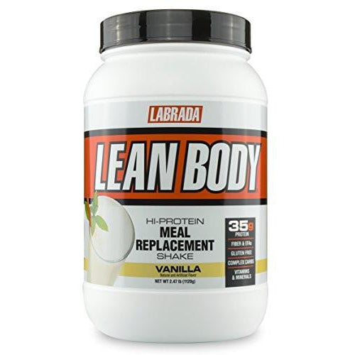 Labrada Nutrition Lean Body Hi-Protein Meal Replacement Shake - The Protein Chef