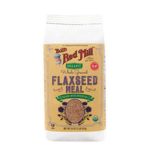Bob's Red Mill Organic Brown Flaxseed Meal, 16 Ounce (Pack of 4) - The Protein Chef