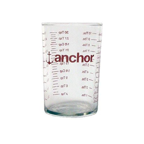 Anchor 5-Ounce Measuring Glass - The Protein Chef
