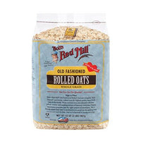 Bob's Red Mill Old Fashioned Rolled Oats, 32 Ounce (Pack of 4) - The Protein Chef
