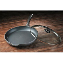 Swiss Diamond 12.5'' Fry Pan with Lid - The Protein Chef