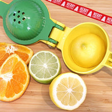 2-in-1 Citrus Juicer Manual Press - The Protein Chef