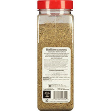 McCormick Perfect Pinch Italian Seasoning, 6.25 oz - The Protein Chef
