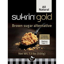Sukrin Gold - The Natural Brown Sugar Alternative - The Protein Chef