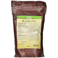 NOW Foods Erythritol Natural Sweetener, 1 lb - The Protein Chef