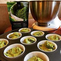 Matcha Green Tea Powder Mix - The Protein Chef