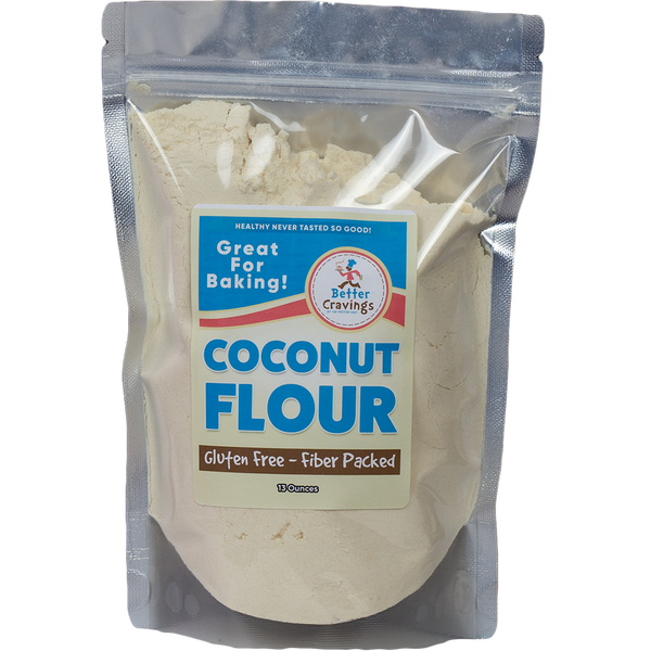 Better Cravings Gluten Free Coconut Flour - The Protein Chef