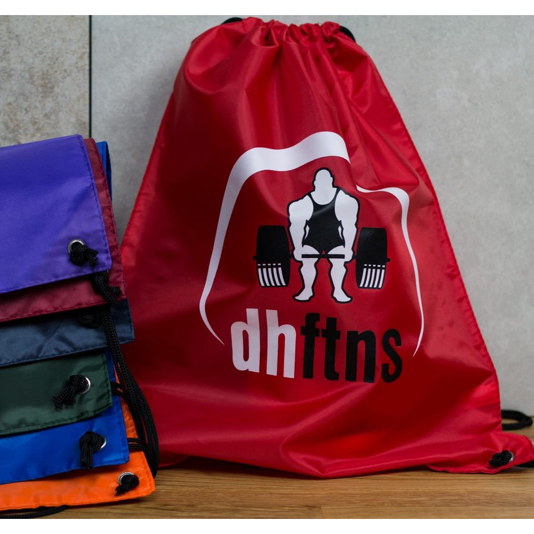 DHFTNS Gym Bag - The Protein Chef