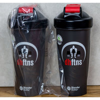 DHFTNS Shaker Bottle - The Protein Chef