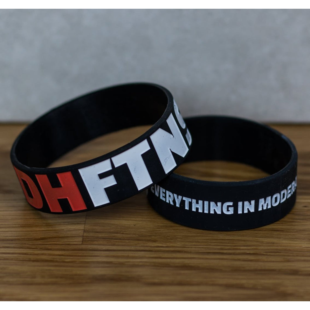 DHFTNS Wristband - The Protein Chef