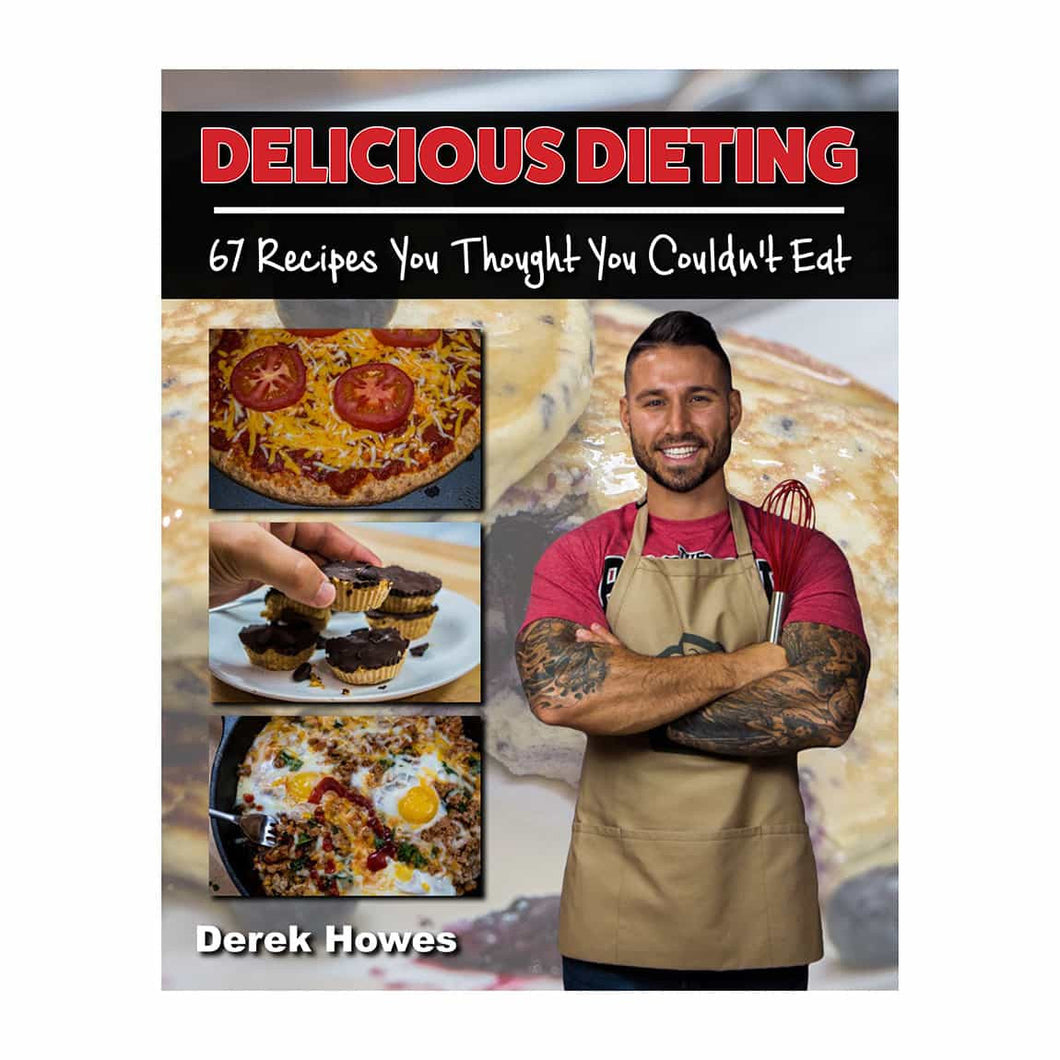 Delicious Dieting Recipe Book Series - The Protein Chef