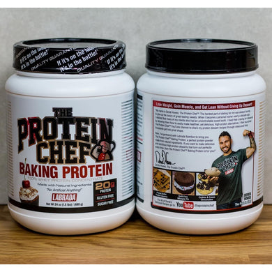 The Protein Chef's Baking Protein Powder - The Protein Chef