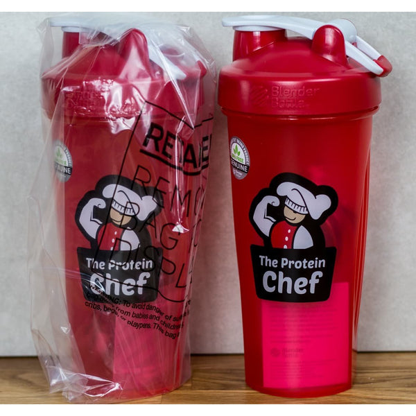 TPC Shaker Bottle - The Protein Chef