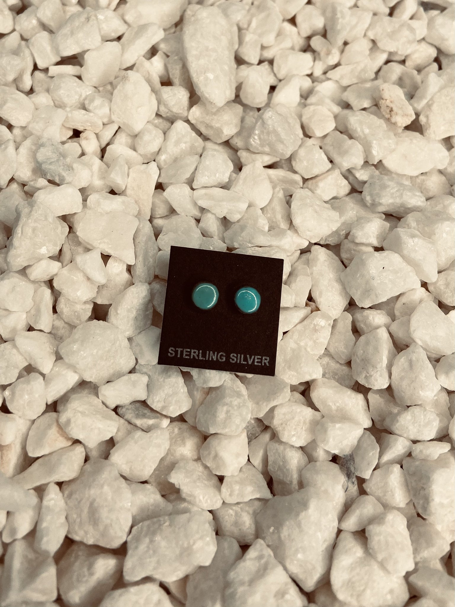 Everyday Turquoise Studs