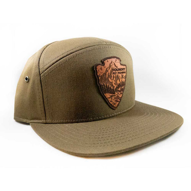 Arrowhead - 7 Panel Hat