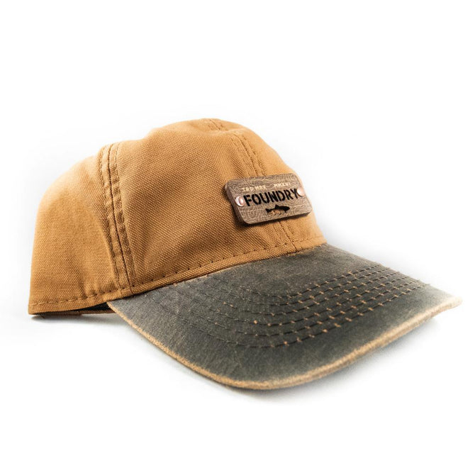 Woodlands   - Canvas Hat