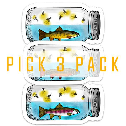 Lightning In A Bottle - PICK 3 Pack - Foundry Fishing