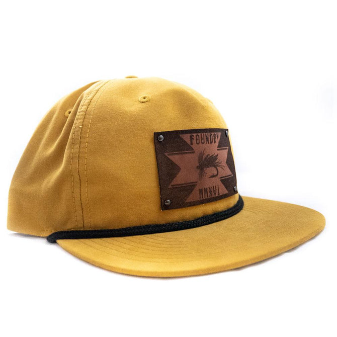 Southwestern Fly - Leather Patch - Hat