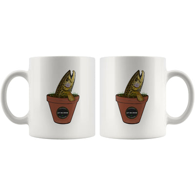 Let Em Grow - Coffee Mug - Foundry Fishing