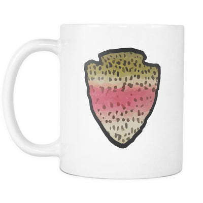 The Parks - Rainbow Trout Mug - Foundry Fishing