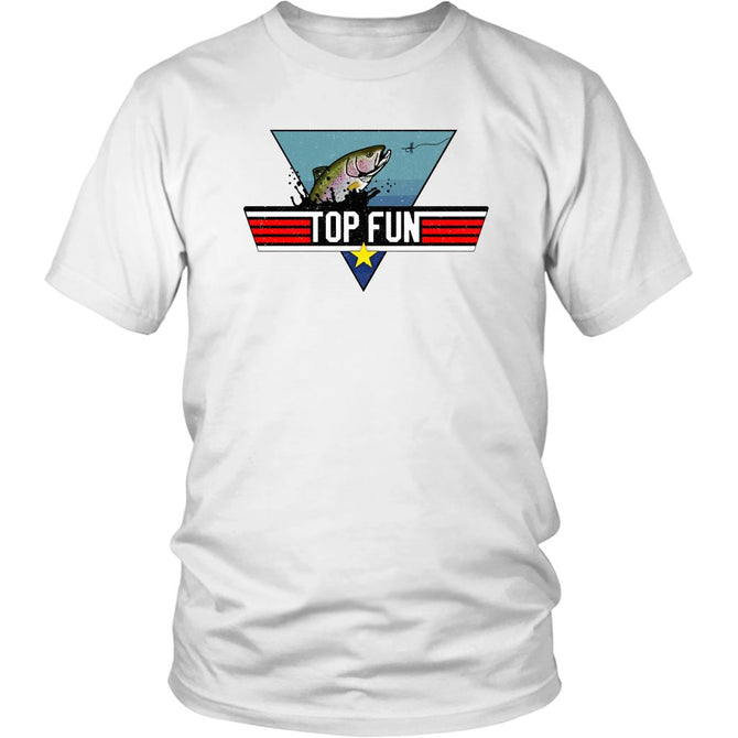 Top Fun - Fly Fishing Shirt - Foundry Fishing