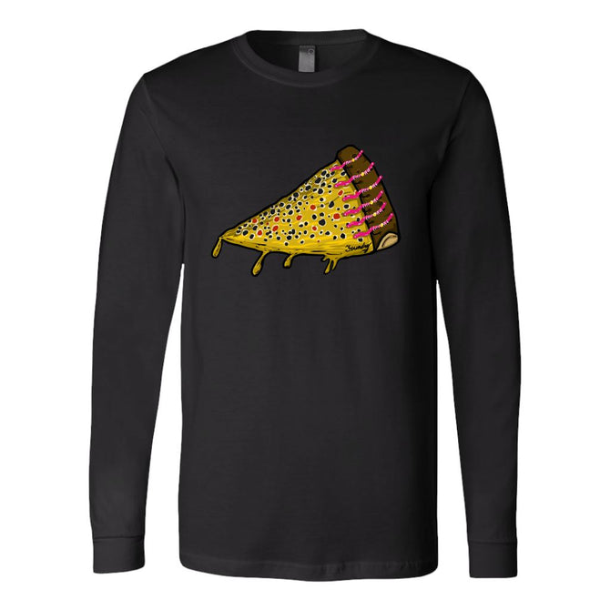 Cheat Day - Brown Trout -  Fly Fishing Long Sleeve * No Text