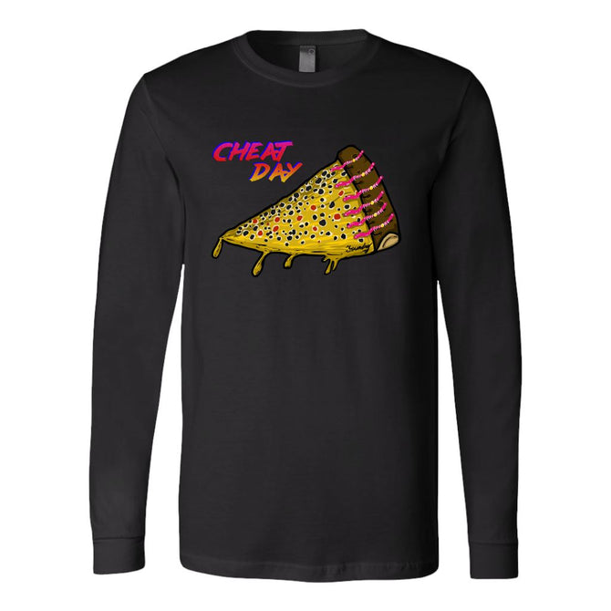 Cheat Day - Brown Trout -  Fly Fishing Long Sleeve - Foundry Fishing