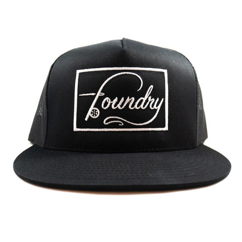 The Machine - Trucker Hat - Foundry Fishing