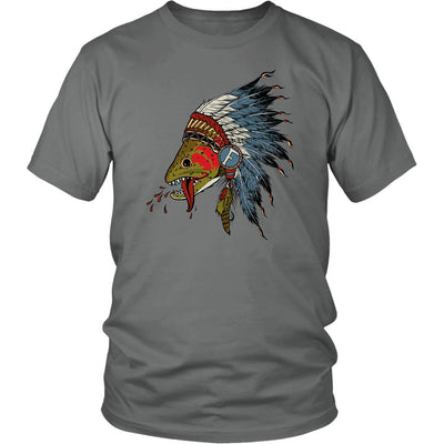 Respect The Natives - Fly Fishing Shirt - Foundry Fishing