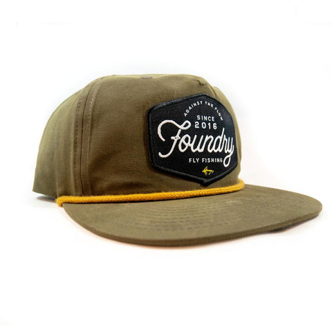 060a922149242 Foundry Fly Fishing - Relaxed Snapback - Foundry Fishing ...