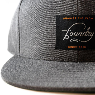A.T.F. Foundry - Snapback Hat - Foundry Fishing