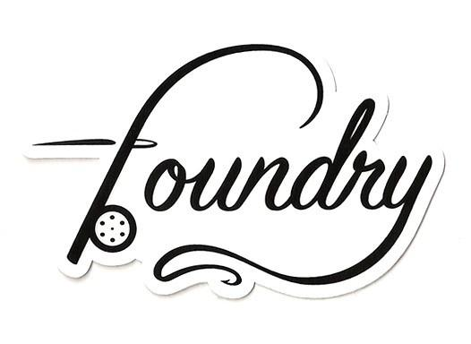 OG Foundry Sticker - Foundry Fishing