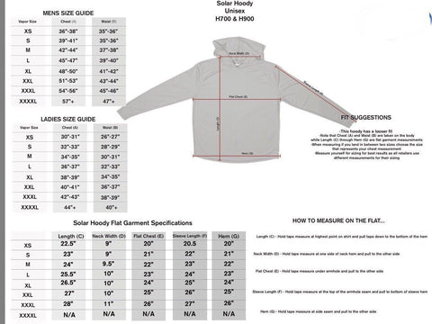 Flats Green - UPF 50+ Long Sleeve - Fly Fishing Hoodie - Foundry Fishing