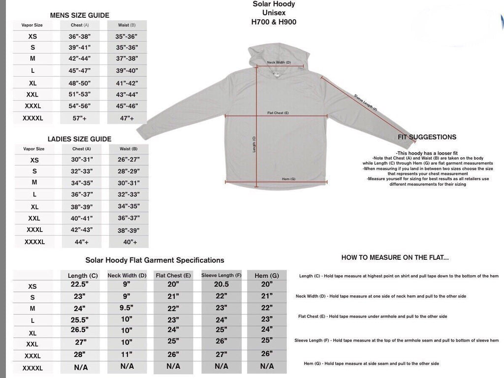 White Cap - UPF 50+ Long Sleeve - Fly Fishing Hoodie - Foundry Fishing