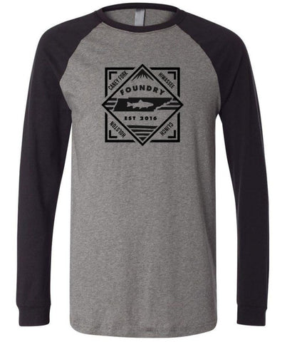 4 Corners - Long Sleeve - Foundry Fishing