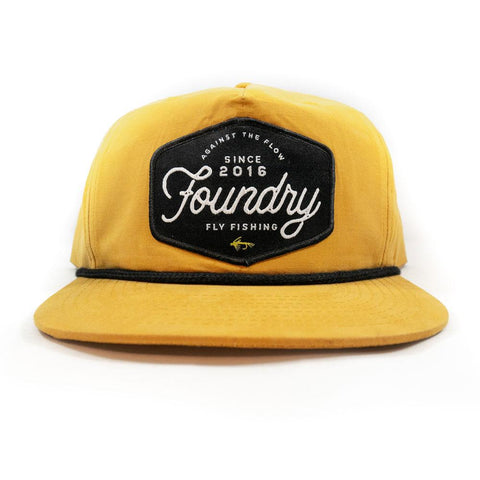 Foundry Fly Fishing - Relaxed Snapback