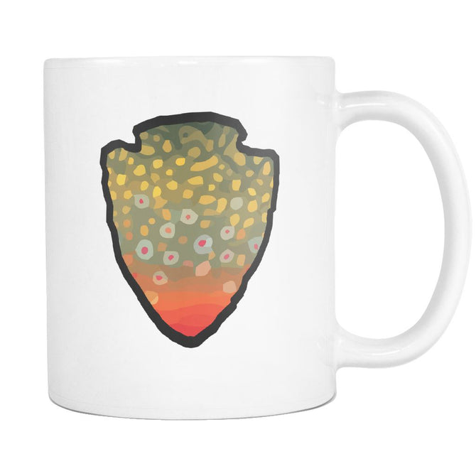 The Parks - Brook Trout Mug - Foundry Fishing
