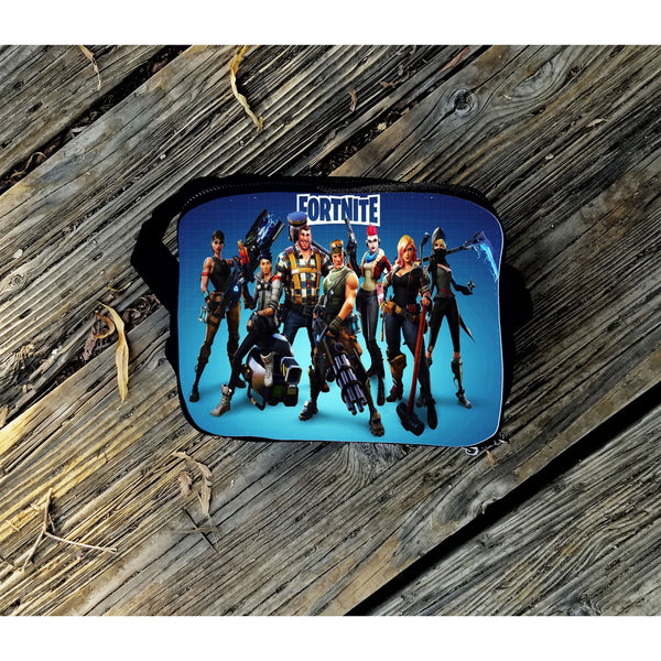 Fortnite Color Character Insulated Large Cooler Lunch Bag