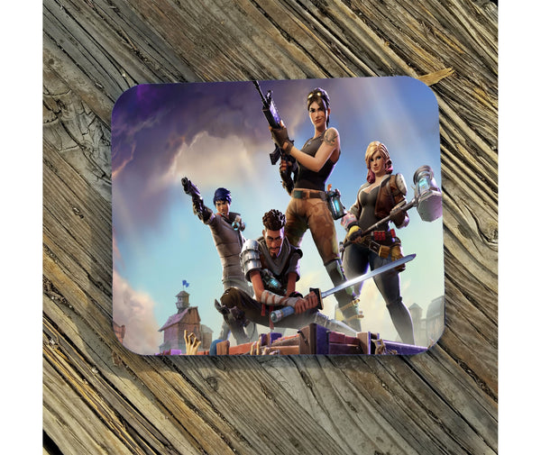 Fortnite Color Character Mouse pad