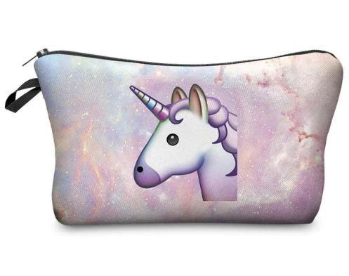 Unicorn Women's Cosmetics Pouch - HighSpirits Essentials