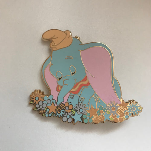 Cuddly Companion Dumbo