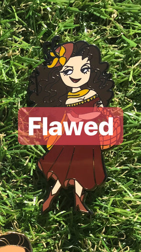 Flawed Dapper Darkling Mother Gothel LE50