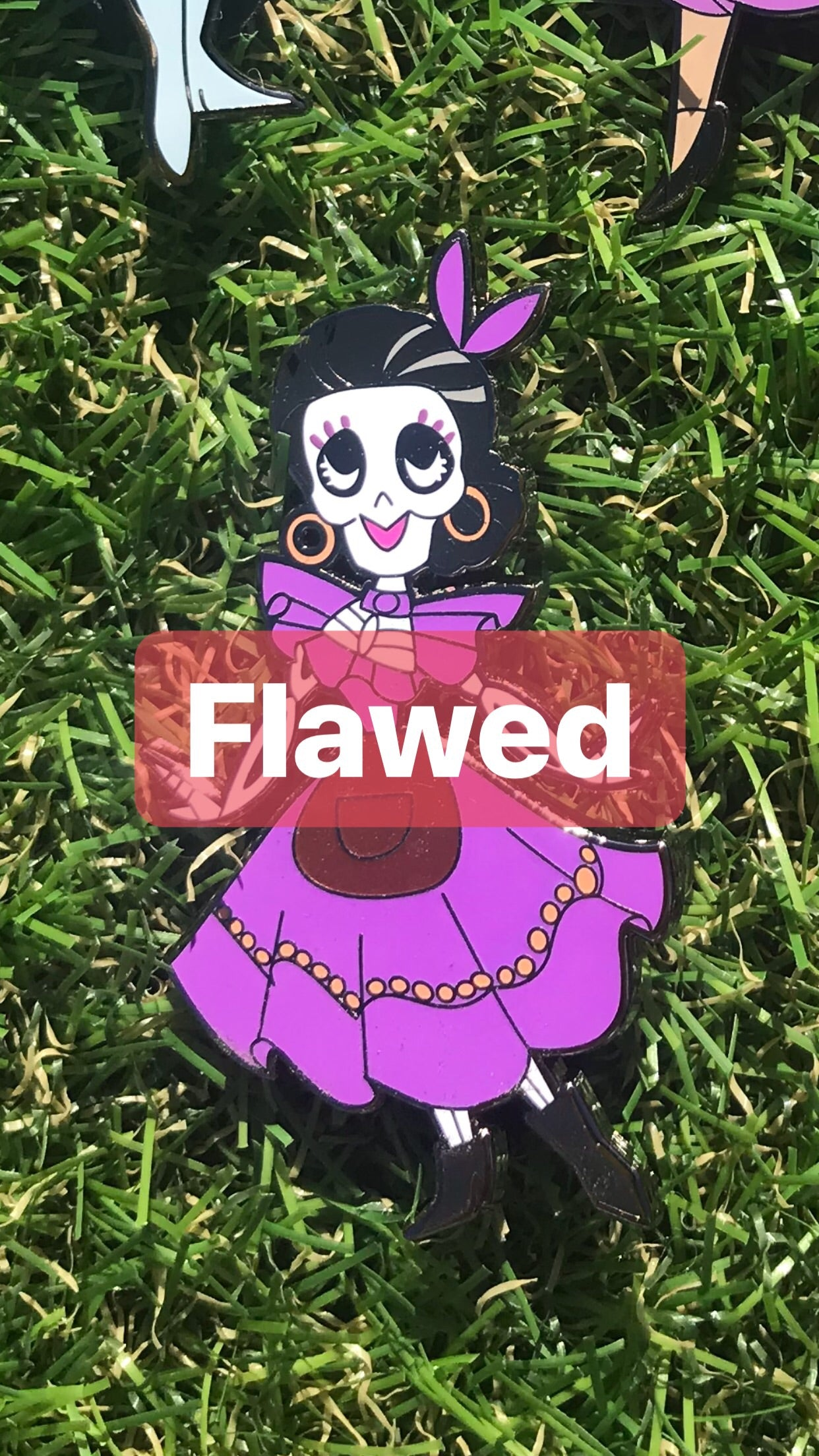 Flawed Dapper Darling Mama Imelda LE50