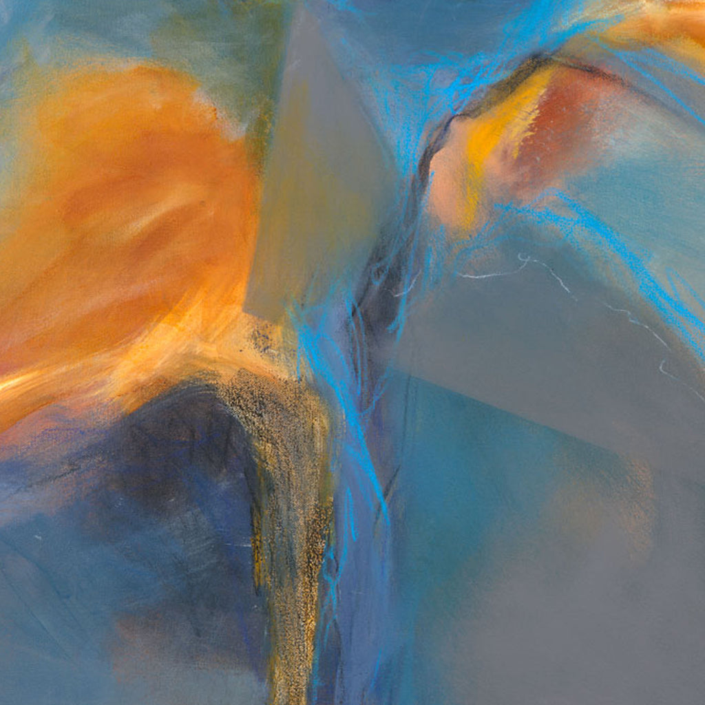 Receiving Mystery Segment One - Mandy-Bankson - colorful contemporary abstract paintings and archival prints