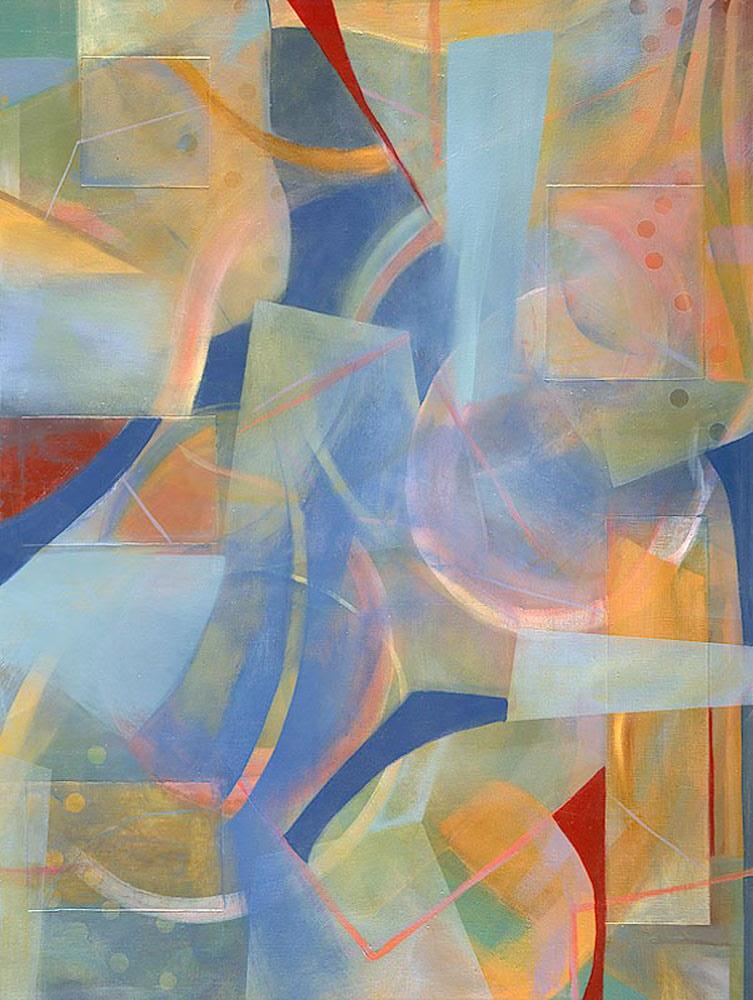 Kinesis - Mandy-Bankson - colorful contemporary abstract paintings and archival prints