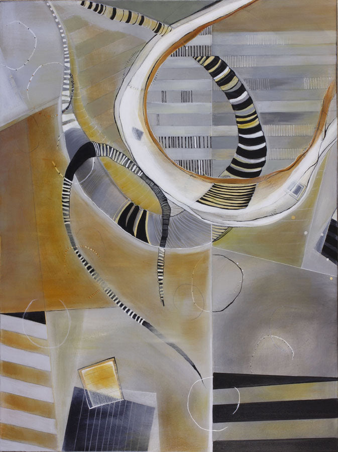 Delineations - Mandy-Bankson - colorful contemporary abstract paintings and archival prints